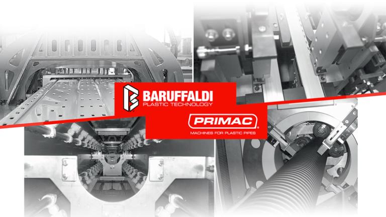 Baruffaldi – Primac renews its logos!