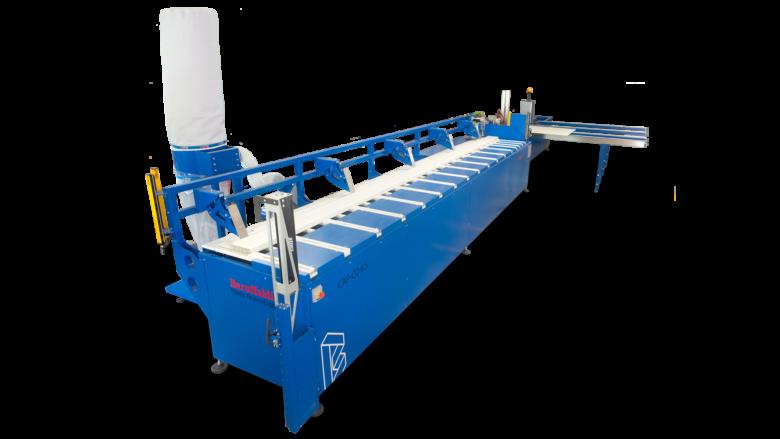 Infilatappi automatico per avvolgibili in alluminio e PVC